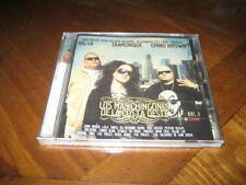 Los Mas Chingones de la Costa Oeste Rap En Espanol CD MC Magic Akwid Sinful