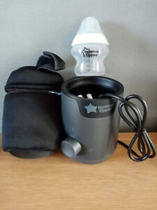 Tommeee Tipper Bottle Warmer,Bottle Insulated Bag&Bottle Black All New Products