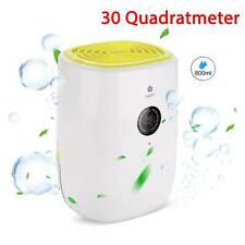 800ML LED Luftentfeuchter Raumentfeuchter Schlafzimmer Entfeuchter Elektrisch.