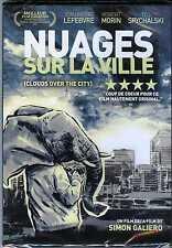 Nuages sur la ville (Clouds Over The City) DVD Jean Pierre Lefebvre