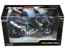Automaxx 601702 KTM 990 SM-T Dual Sport Touring Bike Motorcycle 1:12 Black