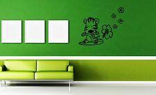 Wall Stickers Vinyl Decal Zebra Nursery Animal Baby For Kids ig1590