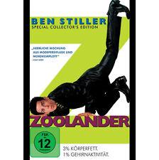 ZOOLANDER (Ben Stiller+Owen Wilson) DVD (NEU+OVP)