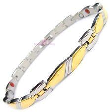 donne braccialetto magnetico 4in1 salute terapeutica energia braccialetto