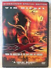 Xxx [Dvd] * Vin Diesel, Asia Argento (Widescreen Special Edition) Free Shipping