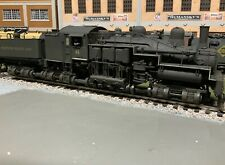 Westside Western Maryland 3 Truck Shay Brass O Scale 2 Rail Pro Weathered