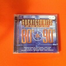 Cd Greatest hits of the 80's & 90's