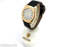 ROLEX CELLINI CESTELLO 5330/8 original gold 18Kt wristwatch  Great condition !!