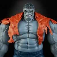 Marvel 80th Anniversary Legends Series Incredible Hulk Figure * grey WOW