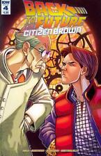 Back To The Future Citizen Brown #4 (of 5)   NEW!!!