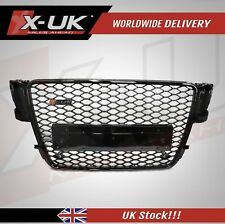"Front Grill ""Full Honeycomb Mesh Design"" for audi a5/s5 2007-2012 to rs5"