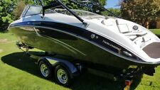 2013 Yamaha 242 Limited S Open Bow Twin Engine Jet Drive Boat