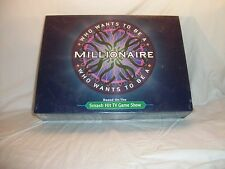 NEW SEALED - WHO WANTS TO BE A MILLIONAIRE - Board Game