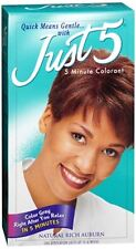 Just 5 Colorant Natural Rich Auburn 1 Each (Pack of 2)