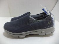 Skechers Performance Men's Go Walk 3 Slip-On Walking Size 9.5 - 11.5 Color Gray