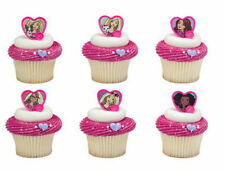 Barbie Sweet Sparkles cupcake rings (24) party favor cake topper 2 dozen