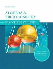 Algebra and Trigonometry for College Students (2nd Edition)