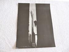 photographie nEW yORK SIGNéE cHARLES dUFOORT