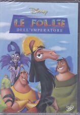Walt Disney Pictures DVD FOLLIE Dell'imperatore (le)