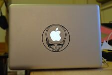 Steal Your Face  vinyl Macbook sticker