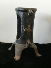 Cast Iron Christmas Tree Stand - 7-1/4� h - Antique 19th c - Rare Victorian