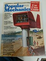Popular Mechanics Magazine Swinging Beach House May 1974