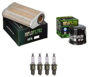 Service Kit For HONDA CBR600F / FA (2011 to 2013) Filters & Iridium Spark Plugs