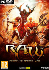 R.A.W. RAW - Realms Of Ancient War PC IT IMPORT FOCUS