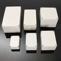 Project Box Boîte Jonction Connexion Projet Borne Électronique Plastique