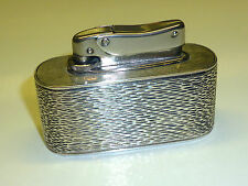 """MYLFLAM """"1000 ZÜNDER"""" GAS LIGHTER WITH SILVER CASE/CORPUS - 1953 - GERMANY"""