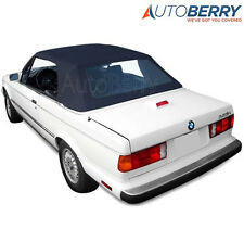BMW E30 325i 320i 318i M3  Convertible Soft Top W Plastic Window 87-93 3-Series