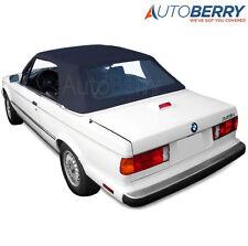 BMW E30 325i 320i 318i M3  Convertible Soft Top W Plastic Window 87-93 3-Series