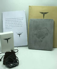 Rise of The Tomb Raider Collectors Edition Game Case, Rope with Pouch & Letter