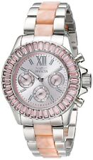 Invicta Women's 18868 Angel Analog Display Swiss Quartz Two Tone Watch