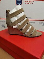 Donald J Pliner Women's Platform HEELS Shoes Size 9 Crepe Black
