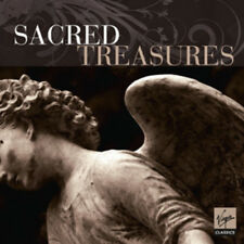 Marc-Antoine Charpentier : Sacred Treasures CD (2012) ***NEW***