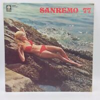 Sanremo 77 LP Record - Peters International Cheesecake Sexy Italy