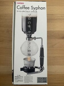 Hario Coffee Syphon TCA-5EX 600ml 5 Cups Brewing System Japan