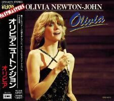 Olivia Newton-John - Olivia (1989) EMI Pastmasters Japan CD NEW w/ OBI sealed