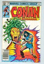 Conan the Barbarian #139 October 1982 VG/FN