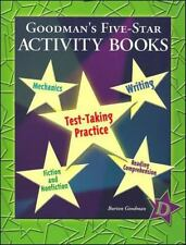 "Burton Goodman""s Five-Star Activity Books Level D Home School"