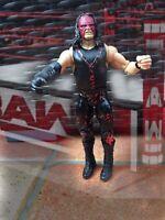 WWE DEMON KANE MATTEL BASIC FIGURE BIG RED MACHINE VGC  wrestler