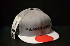 McLaren Honda formula 1 2017 Alonso & Vandoorne Speсial Edition Japan Cap S/M
