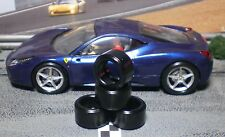 1/32 PAULGAGE SLOT CAR TIRE 2pr PGT-20125LM fit CARRERA Ferrari 458 street car