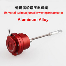 Adjustable Aluminum Red Car Turbo Wastegate Actuator 0.5Bar Spring Accessories