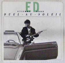 Pochette Tabac 45 tours Etienne Daho Duel au soleil 1986