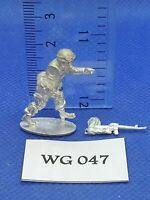 Wargames/R.P.G./Rol/Apocalipsis - Soldado Americano Actual - Metal WG47