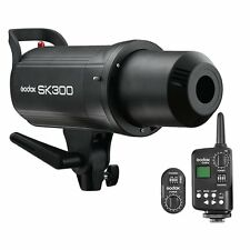 Godox SK 300W PHOTO Studio Flash Strobe Light + FT-16 Wireless Trigger Kit