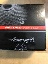 campagnolo record 10 speed cassette 12 -25