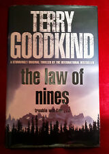Terry Brooks  The Law Of The Nines Hardback